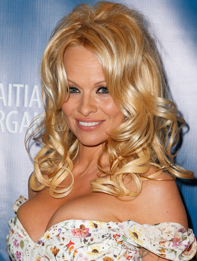 Pamela Anderson: 'I Don't Know if I've Ever Really Felt Beautiful'