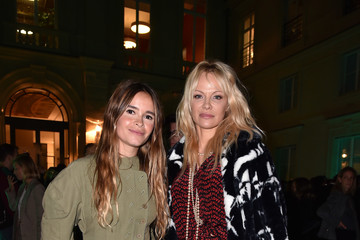 Pamela Anderson Fashion Tech Lab Launch Event Hosted By Miroslova Duma and Stella McCartney - PFW Spring And Summer 2018