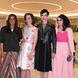 Pamela Golbin Saks Fifth Avenue and Vanity Fair Celebrate the 2017 International Best-Dressed List