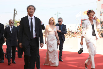 Paolo Sorrentino 'The New Pope' Red Carpet Arrivals - The 76th Venice Film Festival