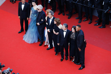 Paolo Sorrentino Closing Ceremony Red Carpet Arrivals - The 70th Annual Cannes Film Festival