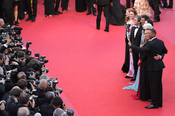 Paolo Sorrentino Best of Day 1 - The 70th Annual Cannes Film Festival