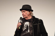 """Neil Young attend the """"Paradox"""" Premiere 2018 SXSW Conference and Festivals at Paramount Theatre on March 15, 2018 in Austin, Texas."""