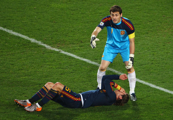 iker casillas wallpaper. Iker Casillas Squad Spain