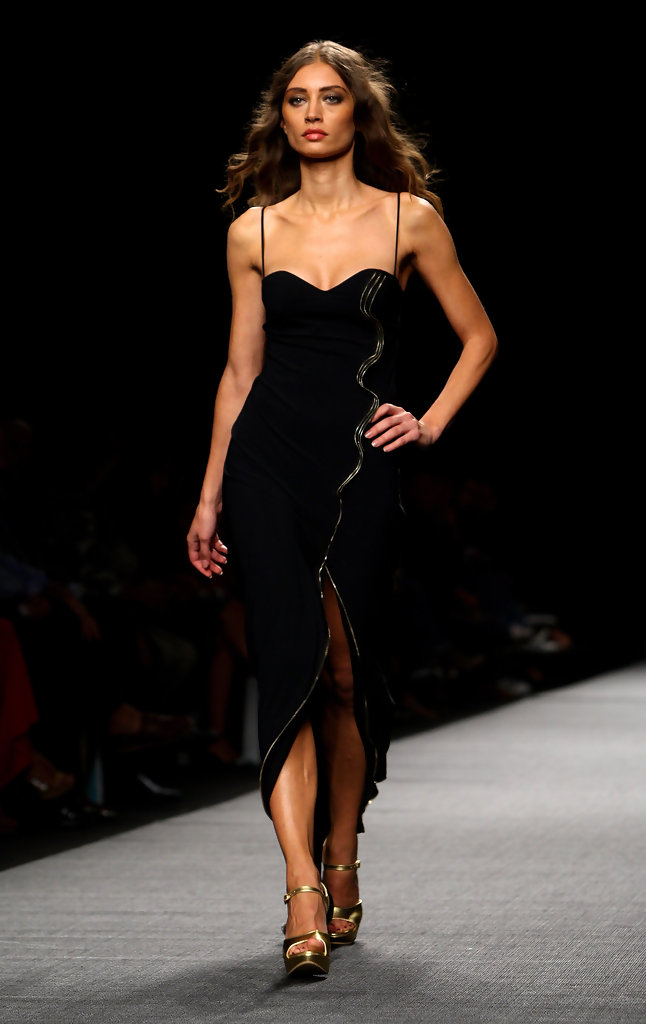Parah Noir - Milan Fashion Week Spring/Summer 2010