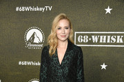 """Beth Riesgraf attends Paramount Network's """"68 Whiskey"""" Premiere Party at Sunset Tower on January 14, 2020 in Los Angeles, California."""