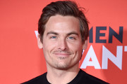 """Kevin Zegers attends Paramount Pictures' """"What Men Want"""" Premiere at Regency Village Theatre on January 28, 2019 in Westwood, California."""