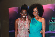 """(L-R) Adepero Oduye and Kim Wayans attend the """"Pariah"""" premiere at the Tribeca Grand Hotel on December 1, 2011 in New York City."""