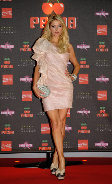 Celeb GOSSIP » Body Watch: Paris Hilton Has Found Her Happy, Healthy Place
