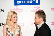 Paris Hilton and Cy Waits Photos Photo