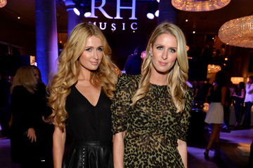 Paris Hilton Restoration Hardware Opening