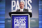 'Paris To Pittsburgh' Film Screening, Hosted By Bloomberg Philanthropies And National Geographic