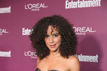 Parisa Fitz-Henley 2017 Entertainment Weekly Pre-Emmy Party - Red Carpet