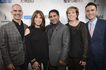 Parvesh Cheena NewFilmmakers Los Angeles Presents The 2014 On Location: Los Angeles Video Project At AT&T Center
