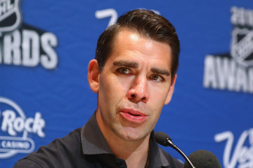 Pascal Dupuis 2016 NHL Awards - Nominee Media Availability