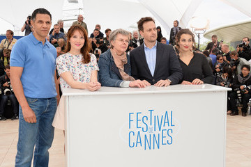 Pascale Ferran 'Bird People' Photo Call at Cannes