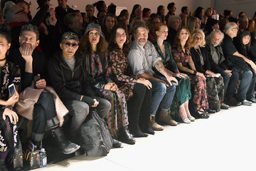 Pat Cleveland Anna Sui - Front Row - February 2019 - New York Fashion Week: The Shows