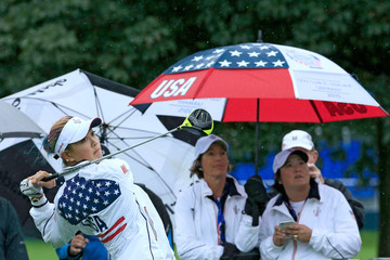 Pat Hurst The Solheim Cup - Previews