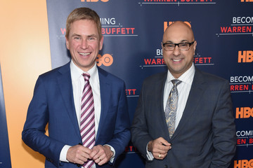 Pat Kiernan 'Becoming Warren Buffett' World Premiere - Arrivals