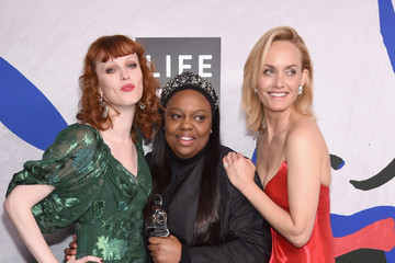 Pat McGrath 2017 CFDA Fashion Awards - Winners Walk