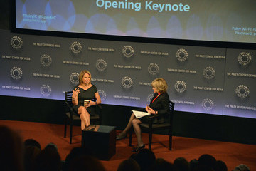 Pat Mitchell Katie Couric Paley International Council Conference