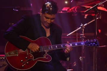 Pat Smear 2016 Pre-GRAMMY Gala and Salute to Industry Icons Honoring Irving Azoff - Show