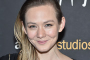 """Actress Louisa Krause attends the New York screening of """"Paterson"""" at Landmark Sunshine Cinema on December 15, 2016 in New York City."""