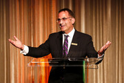 Ececutive director Ken Mosesian speaks on stage at Path2Parenthood - Illuminations LA 2016 at The Four Seasons Hotel on April 15, 2016 in Beverly Hills, California.