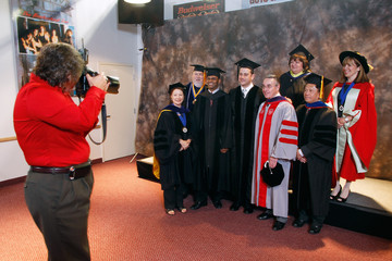 Patricia Jimmy Kimmel Receives Honorary Degree From UNLV