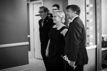 Patricia Arquette Richard Linklater 17th Costume Designers Guild Awards With Presenting Sponsor Lacoste - Green Room