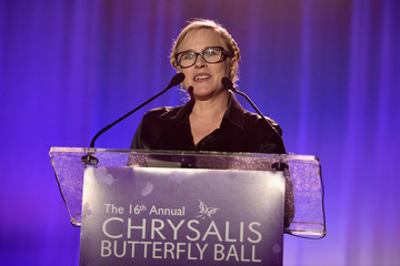 Patricia Arquette 16th Annual Chrysalis Butterfly Ball - Inside