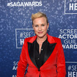 Patricia Arquette SeeHer Red Carpet Platform At The 	26th Annual Screen Actors Guild Awards