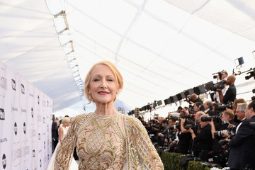 Patricia Clarkson 25th Annual Screen Actors Guild Awards - Red Carpet
