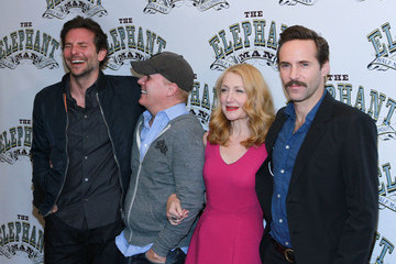 Patricia Clarkson Bradley Cooper 'The Elephant Man' Photo Call