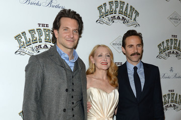Patricia Clarkson Bradley Cooper 'Elephant Man' Opening Night Afterparty