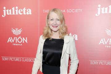 Patricia Clarkson The Cinema Society With Avion and GQ Host a Screening of Sony Pictures Classics' 'Julieta' - Arrivals