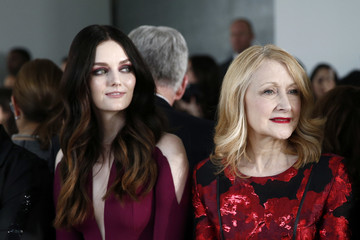 Patricia Clarkson Pamella Roland - Front Row - February 2019 - New York Fashion Week