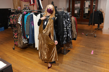 Patricia Clarkson Housing Works' Annual Fashion for Action Benefit