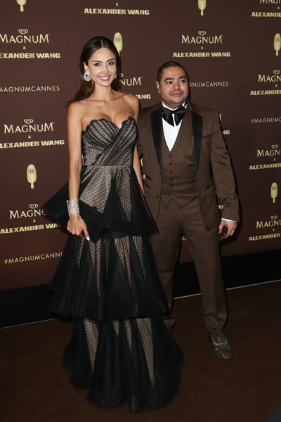 Magnum VIP Party Arrivals - The 71st Annual Cannes Film Festival