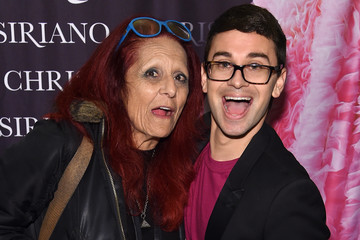 "Patricia Field Christian Siriano Celebrates The Release Of His Book ""Dresses To Dream About"" At The Rizzoli Flagship Store In New York"