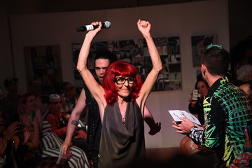 Patricia Field Patricia Field Art/Fashion Gallery - Runway - September 2016 - New York Fashion Week