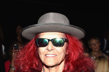 Patricia Field Seen Around Spring 2016 New York Fashion Week: The Shows - Day 6