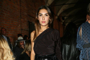Patricia Manfield Philosophy Di Lorenzo Serafini - Front Row - Milan Fashion Week SS17