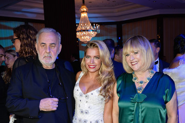 Patricia Riekel Udo Walz Arrivals at the 2013 Dreamball