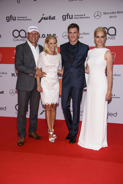 IFA 2015 Opening Gala [red carpet,carpet,red,fashion,event,premiere,dress,flooring,haute couture,formal wear,berlin,germany,ifa 2015 opening gala,axel schulz,patricia schulz,judith rakers,jochen schropp]