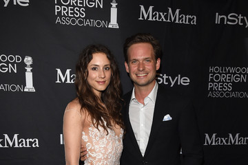 Patrick Adams 2015 Toronto International Film Festival -InStyle & HFPA Party At TIFF - Arrivals