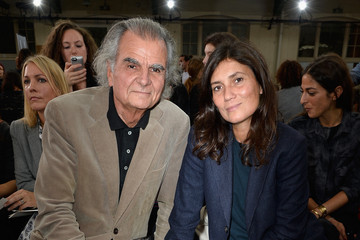 Patrick Demarchelier Chloe : Front Row - Paris Fashion Week Womenswear  Spring/Summer 2014
