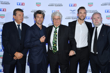 Patrick Dempsey 'The Truth About The Harry Quebert Affair' Photocall At Cinema Gaumont Marignan