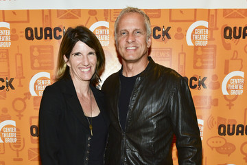 Patrick Fabian Center Theatre Group's Kirk Douglas Theatre Hosts Opening Night Performance Of 'Quack'