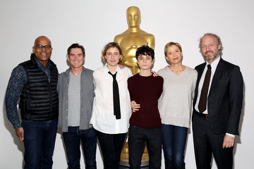 Patrick Harrison The Academy of Motion Picture Arts and Sciences Hosts an Official Academy Screening of '20th Century Women'